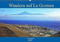 Wandern auf La Gomera (Wandkalender 2022 DIN A2 quer): Abwechslungsreiche Wanderwege in faszinierender Umgebung (Monatskalender, 14 Seiten )