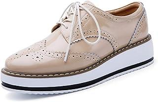 78251d1f Amazon.es: zapatos oxford mujer plataforma