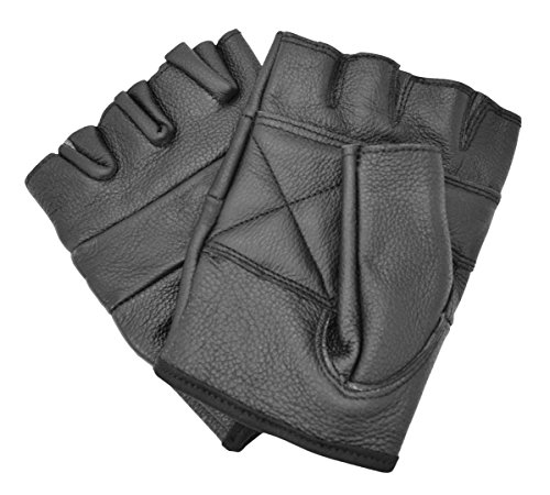 Poizen Industries Leather Gloves XL
