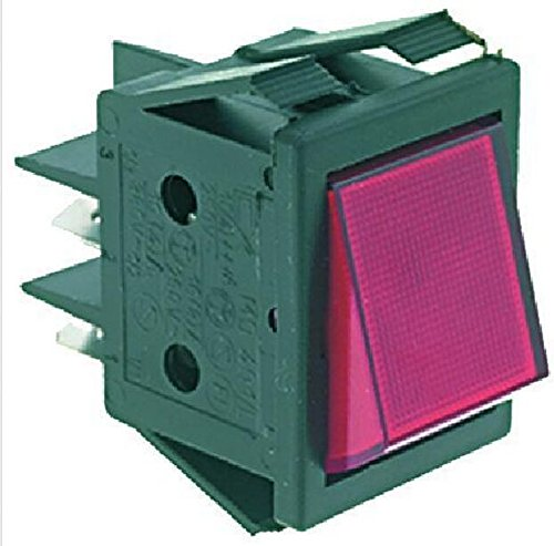 Red interruttore bipolare 16A 250V