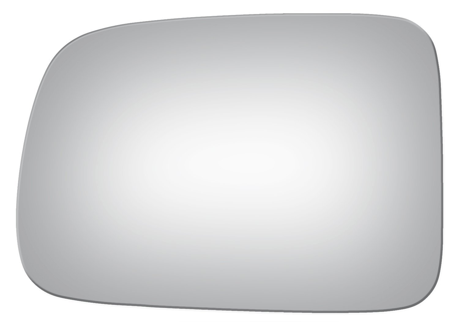 Burco 2844 Driver Side Replacement Mirror Glass Compatible with Honda CRV