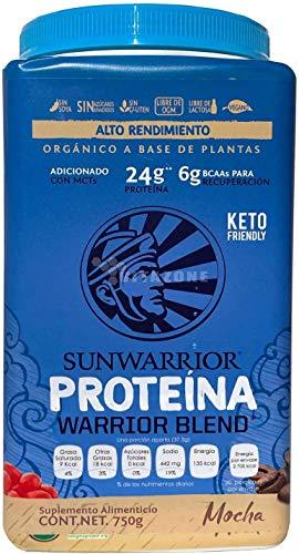 SUNWARRIOR Warrior Blend Protein Mocha 3.0, 750 g