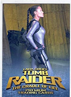 Tomb Raider The Cradle Of Life Promo Card TR2-1