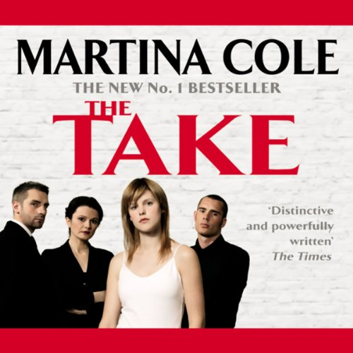 The Take audiobook cover art