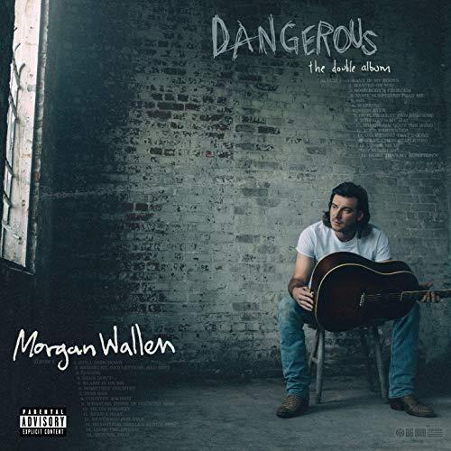 Album Art for Dangerous: The Double Album [3 LP] by Morgan Wallen