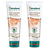 Himalaya Herbals Gentle Exfoliating Walnut Scrub, 100g (Pack of 2)
