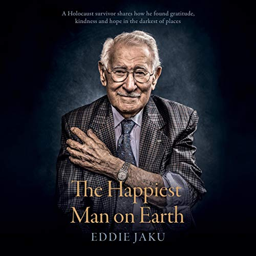 The Happiest Man on Earth cover art