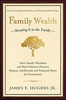 Family Wealth--Keeping It in the Family: How Family Members and Their Advisers Preserve Human, Intellectual, and Financial Assets for Generations