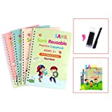 For children, it's important for them to go to preschool education which is easier to correct the gesture and writing method of holding the pen. The interesting activities in the workbook can bring a lot of educational fun for your children. Each pre...