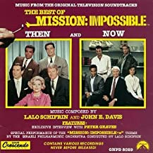 The Best Of Mission: Impossible Then And Now - Music From The Soundtracks