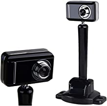 WDFDZSW Webcam HD 1080p Web Camera, USB PC Computer Webcam with Microphone, Laptop Desktop Full HD Camera Video Webcam,for...