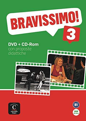 Bravissimo! 3 DVD + CDROM: Bravissimo! 3 DVD + CDROM