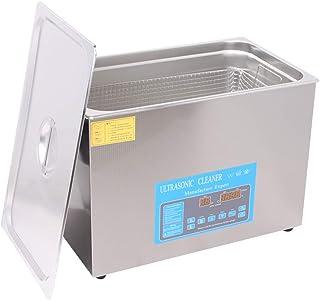 Cgoldenwall Kj-11030al 22L laboratoire Utilisation à ultrasons machine de nettoyage nettoyeur à ultrasons Engine Gastrosco...
