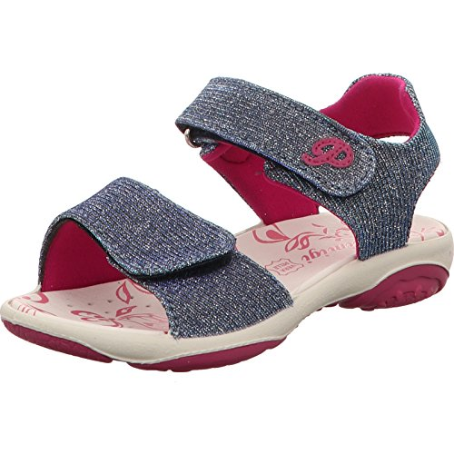 PRIMIGI Kinder Schuhe Mädchensandale 1379022 blau 407365