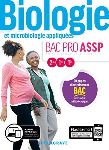 Biologie et microbiologie appliquées 2de, 1re, Tle Bac Pro ASSP - Pochette élève