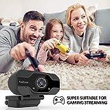 Zoom IMG-1 tedgem webcam full hd 4k