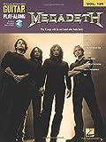 Guitar Play-Along Vol.129 Megadeth + Cd