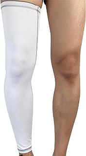 comprar comparacion Beinwärmer Leg Warmers/Accesorio de Ciclismo,Anti-UV Perneras Mangas Elástica Transpirable Como, Calcetines de Compresion ...