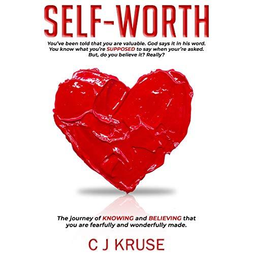 Self-worth audiobook cover art