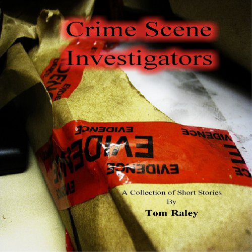 Crime Scene Investigators audiobook cover art