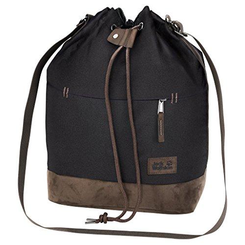 Jack Wolfskin Damen Sandia Bag Bagage de cabine, Black, Talla única