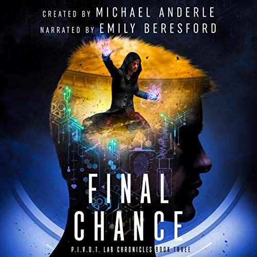 『Final Chance』のカバーアート