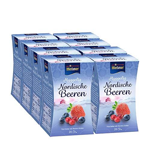 Meßmer Hyggelig Nordische Beeren, 8er Pack