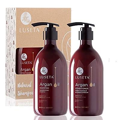 Luseta shampoo and conditioner Biotin&Tea Tree set