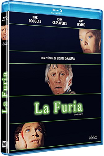 La furia [Blu-ray]