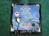 "Tim Burton's ""Nightmare Before Christmas"": Pop-up book"