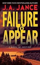 Failure to Appear: A J.P. Beaumont Novel (J. P. Beaumont Novel Book 11)