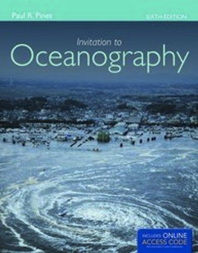 Invitation To Oceanography