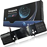 Anepoch 191YN Laptop Battery Replacement for Dell Alienware 15 R1 R2 Series ALW15ED-1718 1728 1828 1828T 2718 2728 Series Notebook P42F 410GJ 2F3W1 02F3W1 8NH55 08NH55 14.8V 92Wh 6000mAh