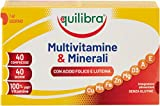equilibra multivitamine & minerali, 40 compresse
