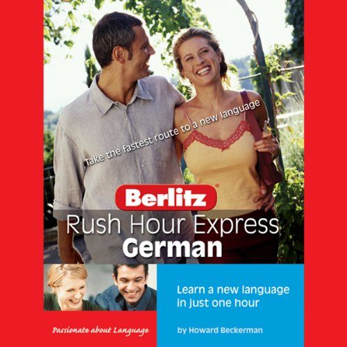 Rush Hour Express German audiobook cover art