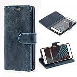 Mulbess Vintage Huawei P9 Case, Huawei P9 Phone Case, Flip