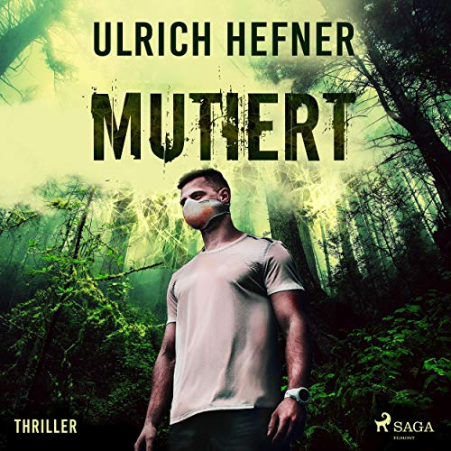 Mutiert audiobook cover art