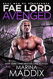 Fae Lord Avenged: Real Men of Othercross (Paranormal Fae Romance) (Real Fae of Othercross Book 1)