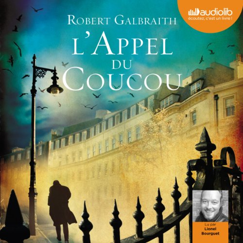 L'Appel du coucou audiobook cover art
