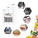 Zoom IMG-2 vpcok sacchetti sottovuoto alimenti per