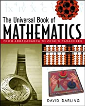 The Universal Book of Mathematics: From Abracadabra to Zeno's Paradoxes (English Edition)
