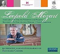 Leopold Mozart: Orchestral Works by Fabrice Millischer
