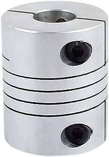 X-Dr 10mmx10mm Aluminum Alloy Spline Shaft Flexible Helical Coupling 25mm Diameter 30mm Length (6bdd77e5-a222-11e9-8d7c-4cedfbbbda4e)