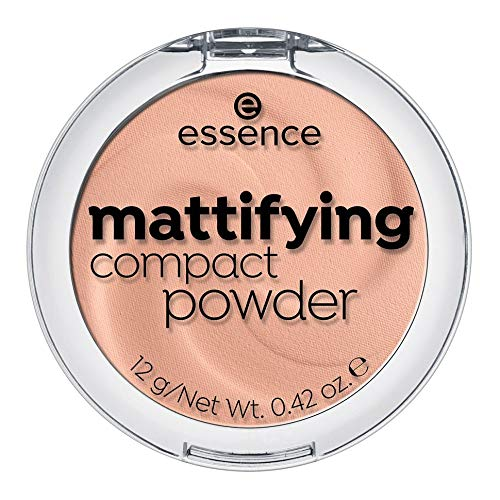 essence - Puder - mattifying compact powder - 04 perfect beige