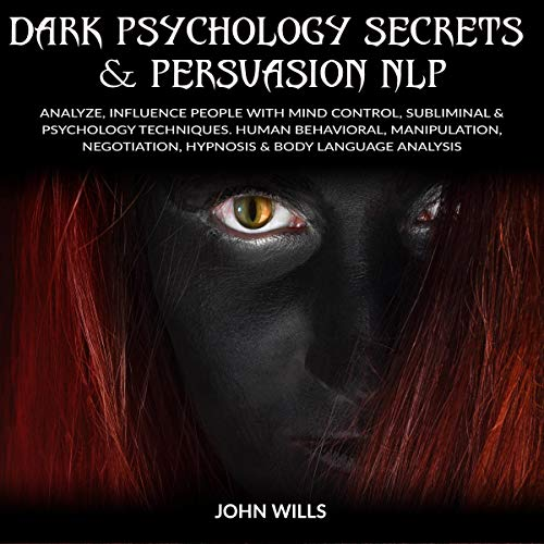 Dark Psychology Secrets & Persuasion NLP cover art