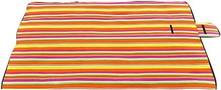 HEXUAN Picknick - Pads, Einem Picknick, Picknick - - - Pads, Camping, Falten, Wildleder, wasserdicht, Feuchtigkeit Beweis picknickdecke Kissen, Blauer Gitter 150-200 B07H4PTWZZ   Für Ihre Wahl  f5b0a0