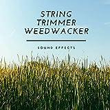 String Trimmer Weedwacker (Sound Effects)