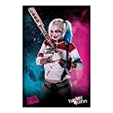 Poster Suicide Squad - Harley Quinn Good Night -