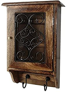 Best decorative key cabinets for the home Reviews