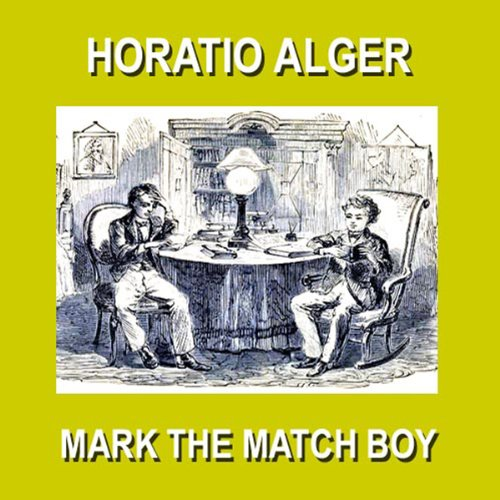 Mark the Match Boy audiobook cover art